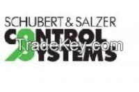 Schbert & Salzer angle seat valve