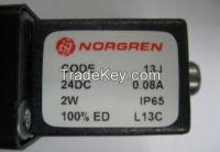 Norgren pneumatic cylinder