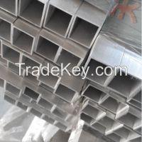 aluminium square tube pipe