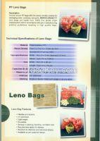 POLYPROPYLENE  LENO BAGS 002