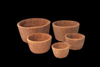 Coco Coir pots