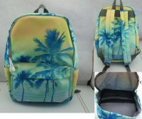 """""""ON SALE"""" - Canvas Laptop Backpack"""
