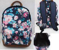 """DISCOUNT UPTO 30%"" - Flower Backpack"