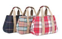 """NEW ARRIVAL"" - Canvas Garment Handbag with Printing"