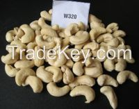 Sell Raw Cashew Nut W320 For Sale