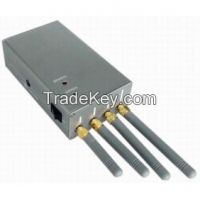 Portable Signal Jammer for GPS, Cell Phone and WiFi Signals