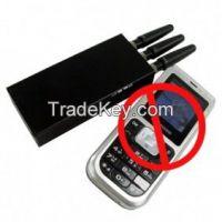 Broad Spectrum CellPhone Signal Jammer