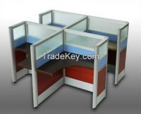366 aluminum profiles for office partition
