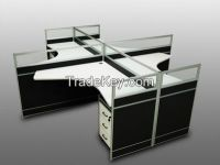 168 series aluminum profiles for office workstations
