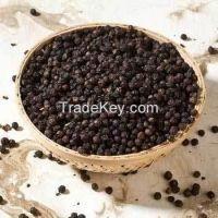 Black Pepper and White Pepper Available .