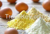Egg white and Yolk powder
