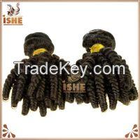 Super quality Indian Virgin Hair Fumi Human Indian Hair Weave