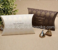 Elegant prints pillow box