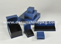 Stone Paper Box for Jewelry Packaging