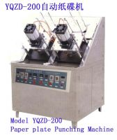 Sell paper plate punching machine,paper plate making machine importers