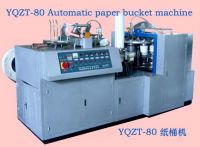 YQZT-80 Automatic Paper Bucket former machine