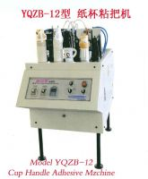 Sell YQZB-12 Paper Cup Handle Adhesive Machine