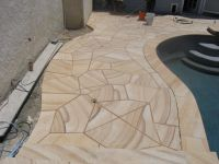Sandstone and Natural stone