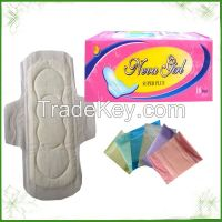 2014 New Cotton Lady Sanitary Pad