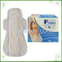 Cotton cover Sanitary napkin female napkin