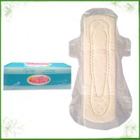 350mm  night use stayfree sanitary napkin for lady
