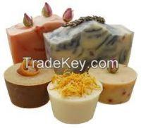 HANDMADE NATURAL HERBAL SOAPS