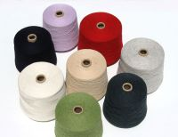 cashmere yarn, cashmere/wool /silk blended yarn,