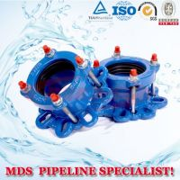 sell ductile iron wide range flange adaptor