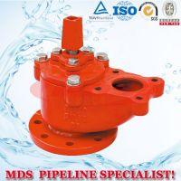 sell ductile iron BS750 fire hydrant
