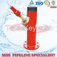 sell ductile iron Y type fire hydrant