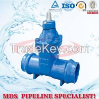 sell cast iron resilient seated gate valve