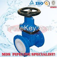 sell ductile iron BS5163 gate valve