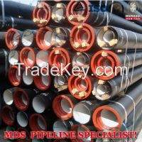 sell 500mm ductile iron pipe