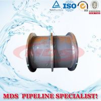 sell ductile iron pipe fitting puddle flange pipe