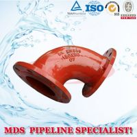 sell ductile iron pipe fitting pn16
