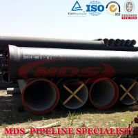 sell en 598 ductile iron pipe