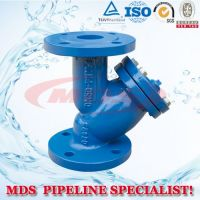 sell Flange strainers