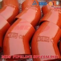sell EN877 cast iron pipe fittings made in China