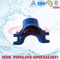 sell tapping saddle for PVC pipe
