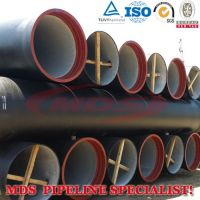sell bs en 598 ductile iron pipes