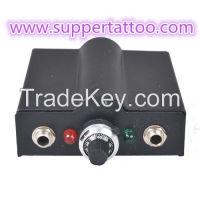 Hot tattoo power Hump Tattoo Machine Power Supply Black
