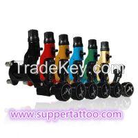 Top Selling 7 Colors Rotary Tattoo Machine Gun Liner / Shader 7pcs