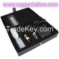 Permanent Makeup Kit Tattoo Eyebrow Lip Machine Equipment
