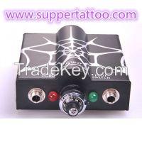 Wholesale Hot Sale spider Tattoo Mini Spider Power Supply 10 Turn