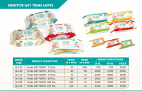 Sell Offer for Predo Wet Wipes