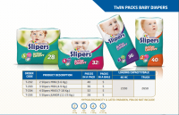 Sell Offer on Slipers Diapers For Babies