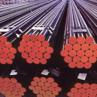 seamless carbon steel pipe--ASTM A 106, GR. B,