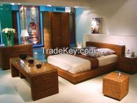 Rattan and Hyacinth furniture set
