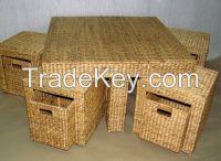 Rattan Hyacinth Sets