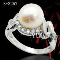 Beautiful Fresh Water Pearl Ring Hot Sale